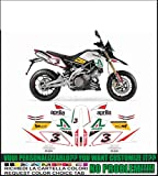 Kit adesivi decal stickers aprilia dorsoduro alitalia sbk (ability to customize the colors)