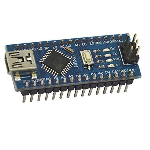 Gosear® ATmega328P V3.0 Mini Nano Microcontroller Board w/USB Câble pour Arduino