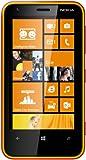 Nokia Lumia 620 Smartphone (9,7 cm (3,8 Zoll) Touchscreen, Snapdragon S4, Dual-Core, 1GHz, 512MB RAM, 5 Megapixel Kamera, Win 8, micro SIM) orange