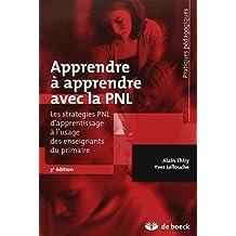 Apprendre à apprendre avec la PNL
