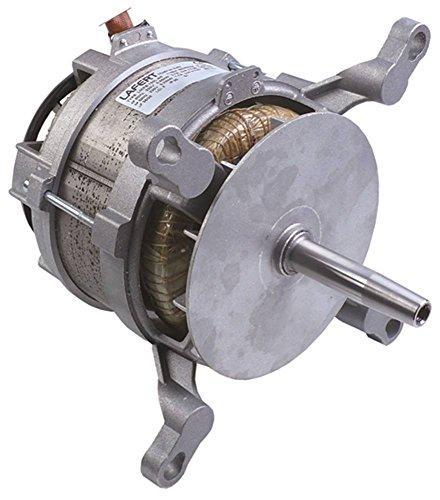 Lüftermotor 230V L1 175mm L2 52mm L3 32mm 960/1430U/min 0,22/0,55kW Geschwindigkeiten 2 50Hz 1 -phasig