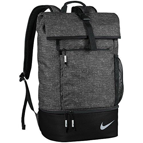 567f182190 Nike - Golf Sport - Zaino Sportivo con Bordo Ripiegabile