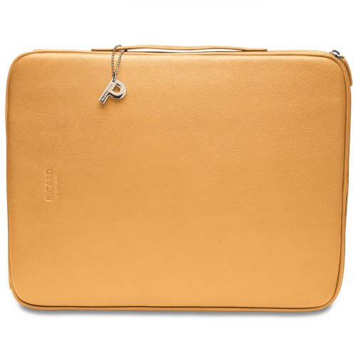 Picard 8112 Busy Sonne - Praktische Tasche für Laptop/Notebook (15,4 Zoll), Rindsleder