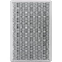 Dynavox WS-502 - Altavoces planos (40 W, 2 unidades), color blanco