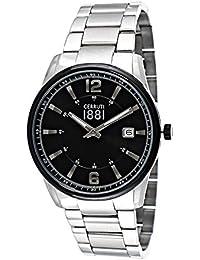 Cerruti 1881 CRA103STB02MS-I_wt Reloj de pulsera para hombre