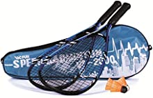 VICFUN 866/0/1 Set para Speed Bádminton VF 2000, negro
