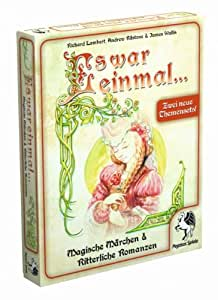 Pegasus Spiele 17871G - Es war einmal: Magische Märchen & Ritterliche Romanzen (2 Themensets)