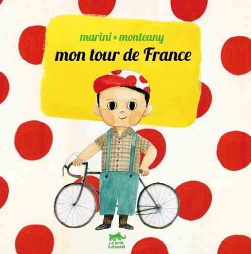 Mon Tour de France : Edition bilingue français-japonais