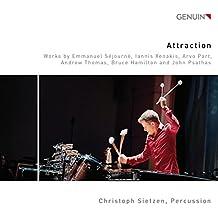 Attraction - Stücke für Percussion