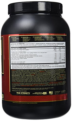 Optimum Nutrition Gold Standard 100% Whey Proteína