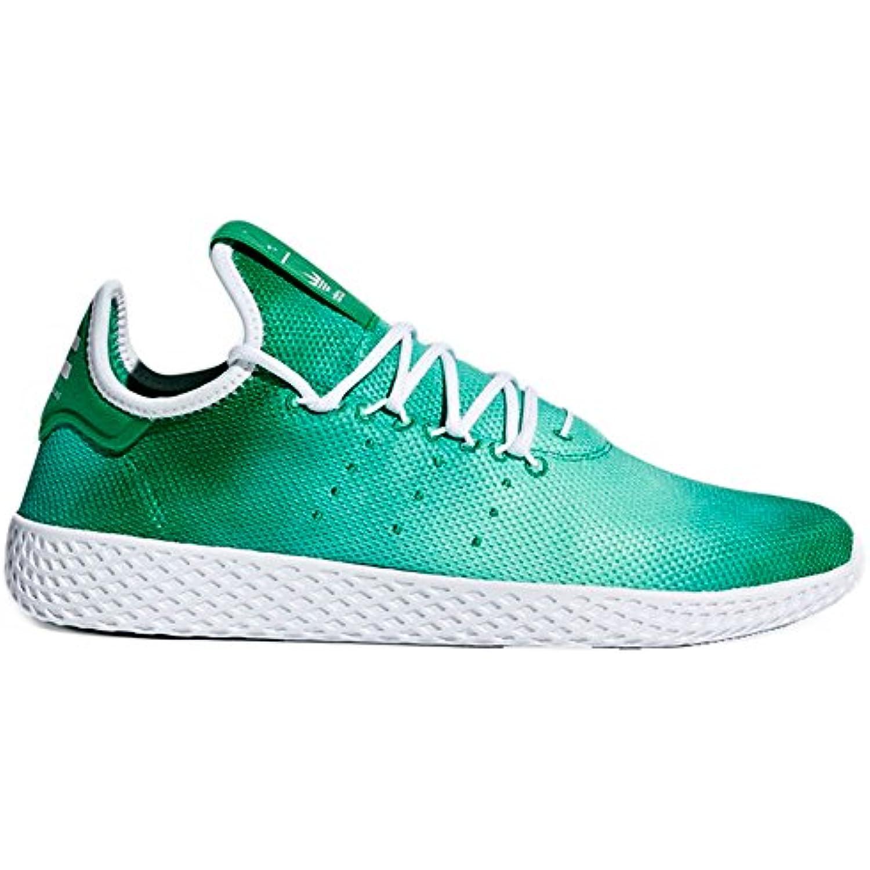 adidas adidas adidas Originals Pharrell Williams Tennis HU Bleu et Vert DA9618, DA9619.Sneaker. Basket 2018 - B07B6DV6KQ - fb6b41