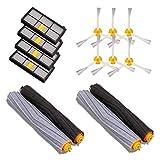 followhe Art 14pcs accessori per iRobot Roomba 880860870871980990Nachschub Ricambi Spazzole di ricambio kit