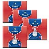 Attends Pull Ons 8Inkontinenz-Unterhosen Medium –Verpackung mit 4Packungen mit je 16 Stück