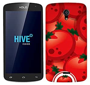 WOW Printed Designer Mobile Case Back Cover For XOLO Omega 5.5