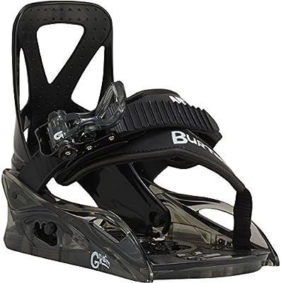 Burton GROM- Fijaciones de Snowboard