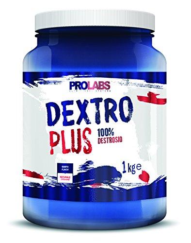 Prolabs Dextro Plus 100% Destrosio - Barattolo da 1kg