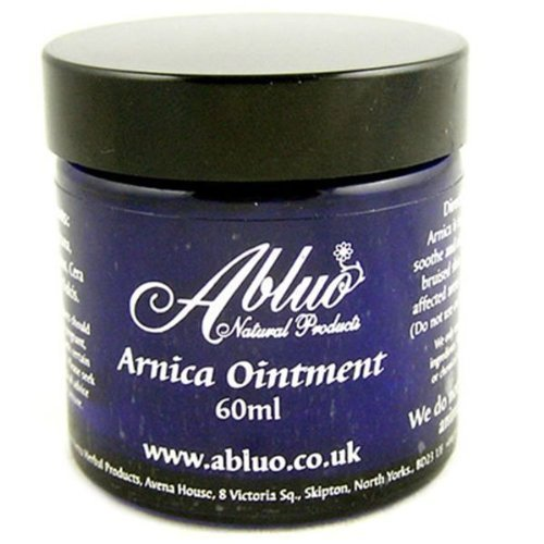 Arnika Schmerzlinderung Bruise Muscle Salbe von Abluo. 60 ml, Beauty Body Lotion - Pain Relief Lotion