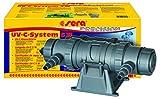 sera (8253) UV-C-System 5W ein Hochleistungs-UV-C-Wasserklärer gegen grünes Wasser, gegen Algen und gegen Krankheitserreger