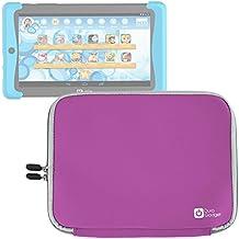 DURAGADGET Funda Morada De Neopreno Para Cefatronic Tablet Clan Pro / Kurio Tab 2 |Resistente Al Agua - Duradera