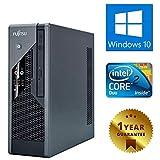 PC COMPUTER DESKTOP FISSO CON WINDOWS 10 PRO FUJITSU ESPRIMO C5731   INTEL DUAL CORE   RAM 4GB   HDD 160GB   DVD   DVI - VGA (Ricondizionato)