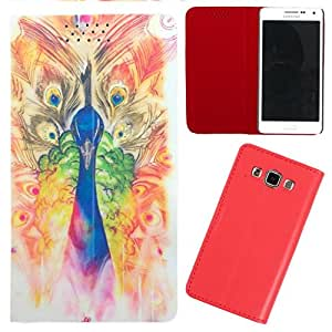 DooDa - For Micromax Canvas 2.2 A114 PU Leather Designer Fashionable Fancy Flip Case Cover Pouch With Smooth Inner Velvet