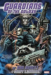 Guardians of the Galaxy by Abnett & Lanning Omnibus (0785198342) | Amazon Products