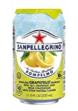 San Pellegrino All Natural Pompelmo Grapefruit Sparkling Beverage, 1 x 6 Pack