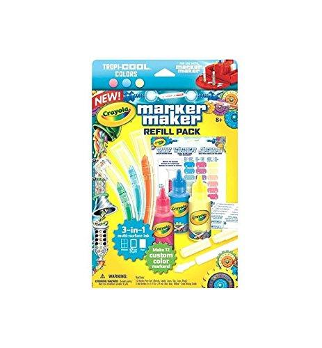 crayola-74-7089-set-ricarica-laboratorio-dei-pennarelli-colori-tropicali