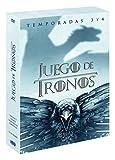 Pack Juego De Tronos Temporada 3-4 [DVD]