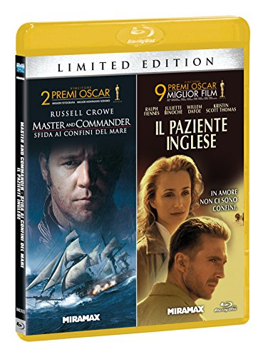 master-commander-il-paziente-inglese-limited-edition-limited-edition-import-anglais