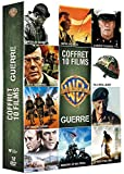 Collection de 10 films de guerre Warner - Coffret DVD