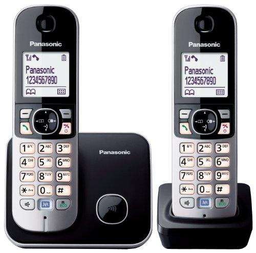 panasonic-kx-tg6812jtb-telefono-cordless-dect-twin-nero-bianco