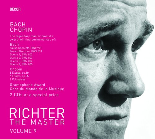 RICHTER The Master, Volume IX