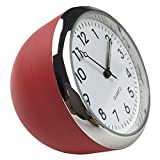 Dooppa Mini horloge analogique à quartz pour tableau de bord de voiture, style classique, 40x 40x 40mm
