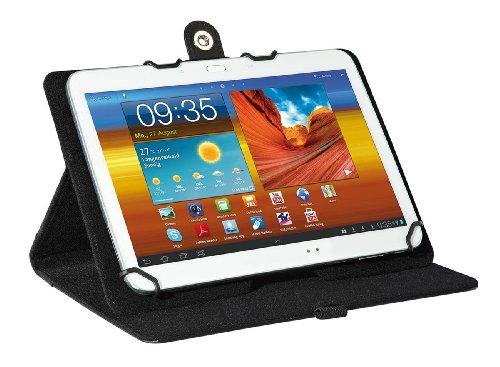 Wedo 58709701 TrendSet Case (mit Universalhalter für Tablet-PC (9,7 bis 10,5 Zoll)) schwarz