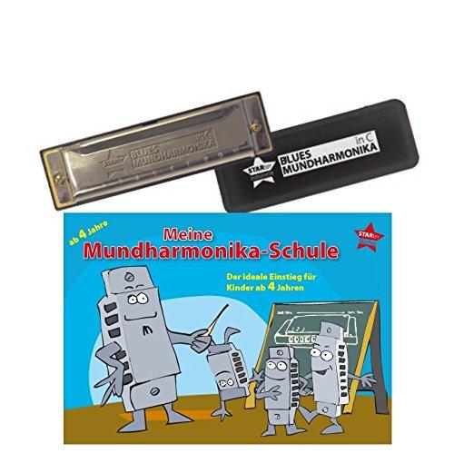 Voggenreiter Mundharmonika-Set