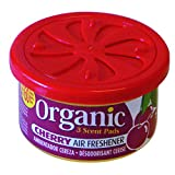 3 Dosen Organic Can Duftdose Autoduft - Kirsche cherry