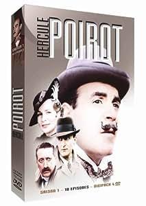 Hercule Poirot : L'intégrale saison 1 - Coffret 4 DVD