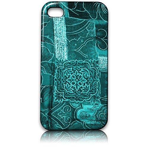 farmygadget Coque Case Étui Impression Complète type tissu pour smartphone Apple 00011f