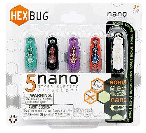 Hexbug 477-3137 -Nano 5-Pack