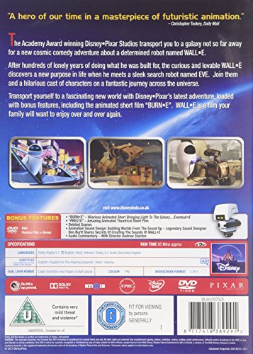 Image of Wall-E [DVD] [2008]