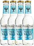 Fever Tree Mediterranean Tonic Water 4 x 0,2 Liter Test