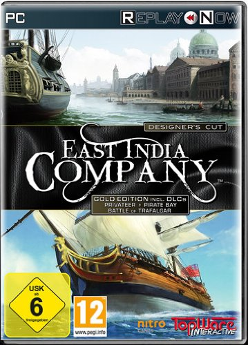 East India Company Collection (Gold Edition) (Pc-rts-spiele)