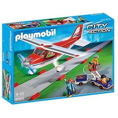 Playmobil 9369Avión de Juguete