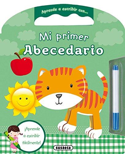Mi primer abecedario (Aprende a escribir con...) por Susaeta Ediciones S A