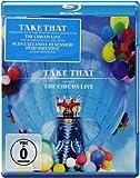 Take That - The Circus Live [Blu-ray] [2009] [Region Free]