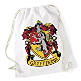 Sacca da ginnastica Harry Potter - Gryffindor - dimensioni: 36x46 cm