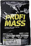 Olimp Profi Mass | Weight Gainer mit Kohlenhydrate, Whey Eiweißmischung Pulver, Vitaminen, Taurin und Glutamin | Schokolade Geschmack | 1 kg