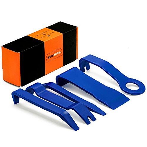 Preisvergleich Produktbild Werk Alpha WA-001 Profi Hebelwerkzeug,  Blue