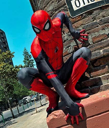 Expedition Spiderman Kostüm Halloween Cosplay Overall Kostüm Party Requisiten Bodysuit Erwachsenes Kind Kostüm,Child-M